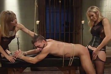 Simone Sonay - our sextoy slave